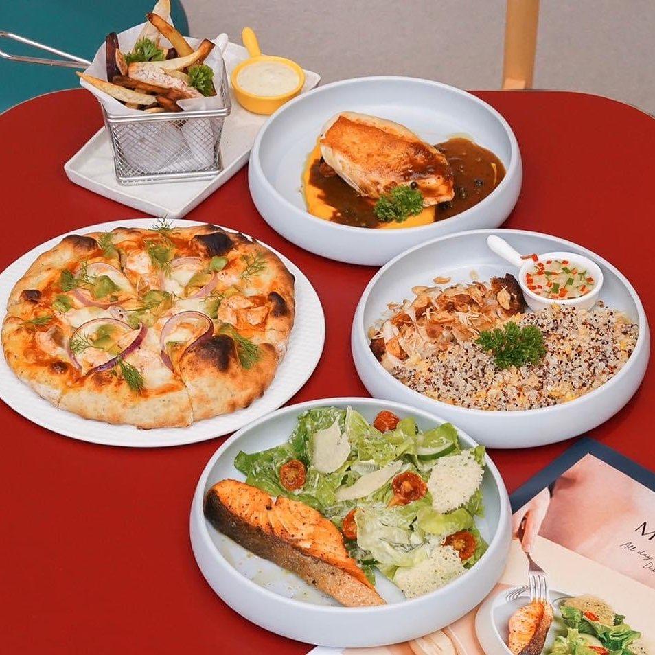 Bon Eatery Menu